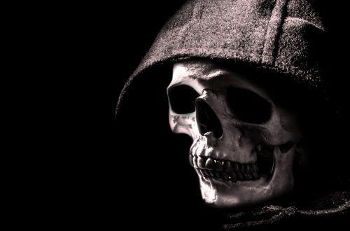 Skull And Hood