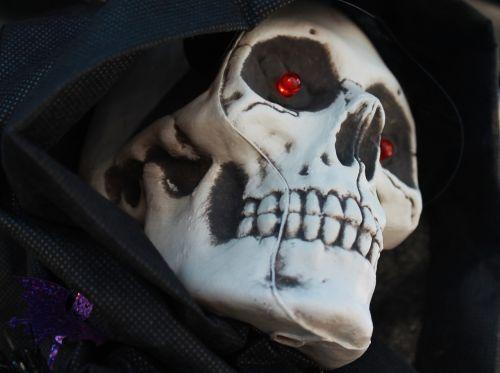 skull face halloween halloween background