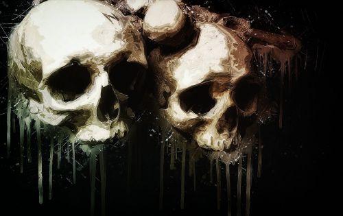 skulls bones skulls bones