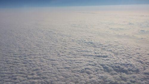 sky cloud fleece clouds