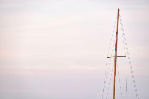 sailboat sky boat