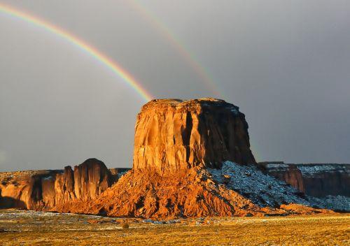 sky rainbow rainbow sky