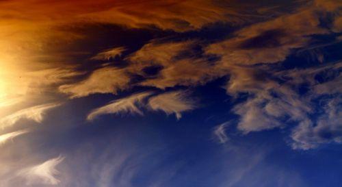 sky cloud forms