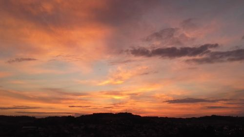 sky colors illuminated