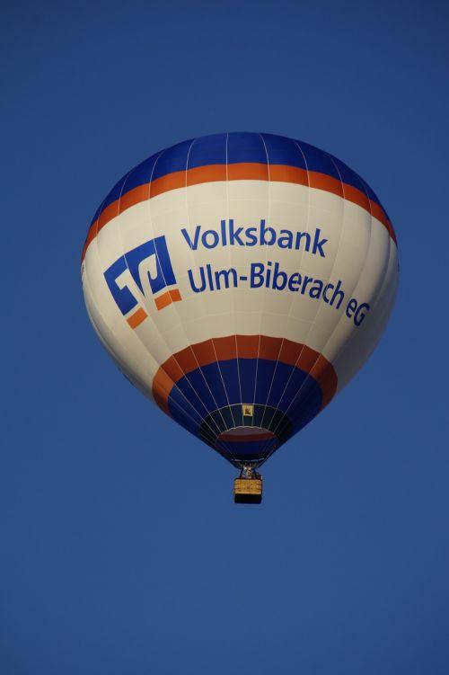 sky hot air balloon drive