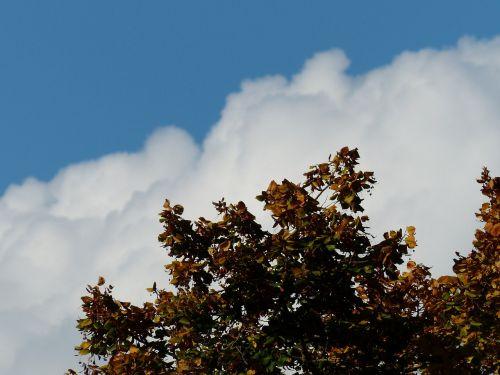 sky clouds cloud mountains