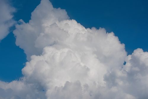 sky ppt backgrounds white cloud