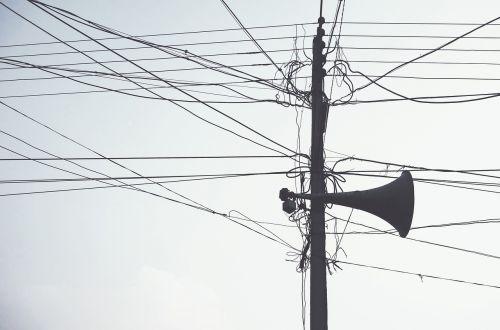 sky transmission line