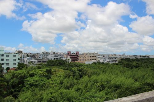 sky cloud okinawa prefecture
