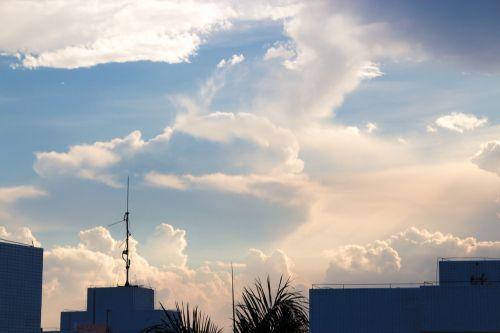 sky cloud shine