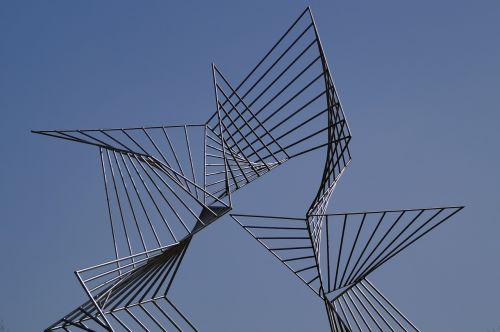 sky sculpture modern