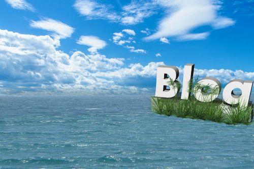 sky sea blog