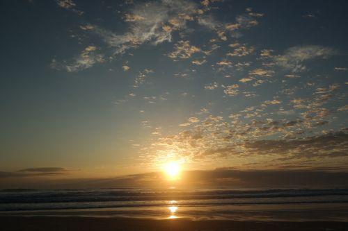sky sunrise landscape