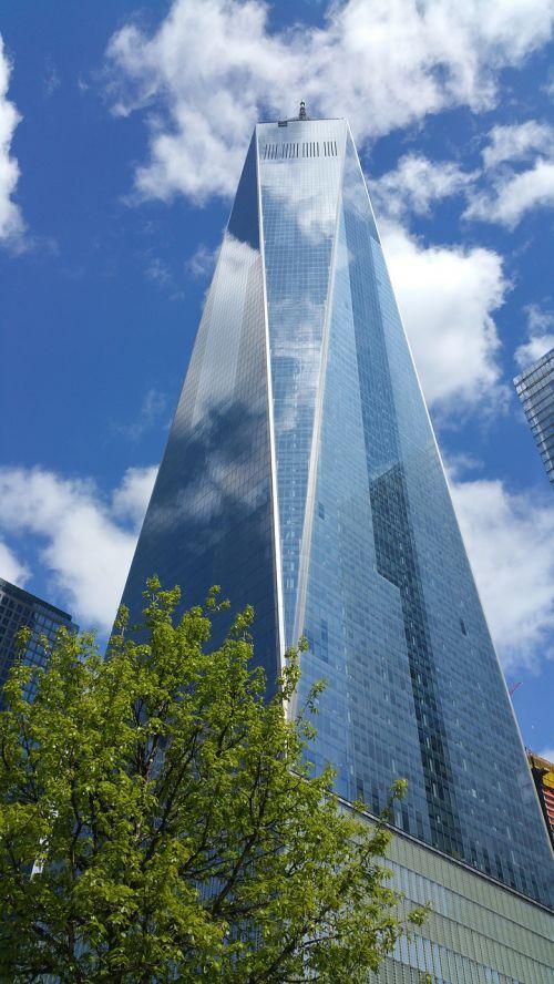 sky high world trade center