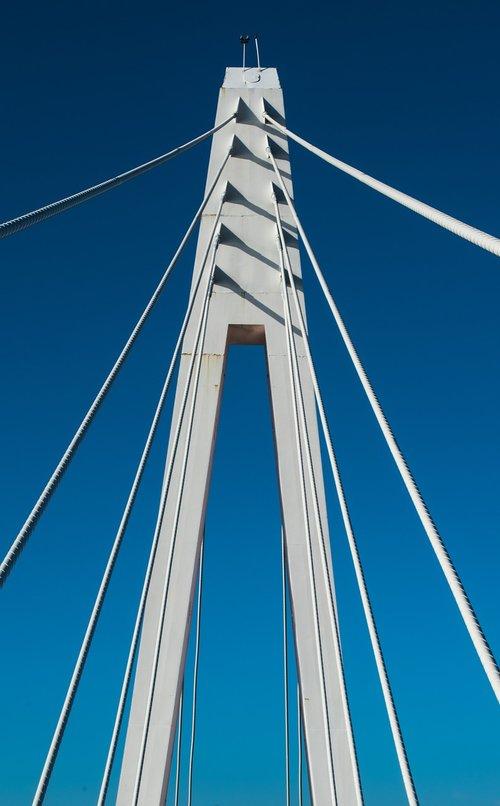 sky  steel  architecture