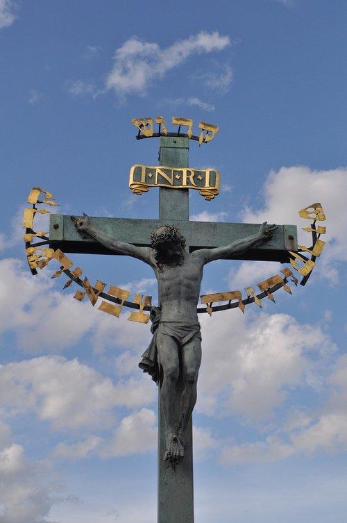 sky  cross  religion