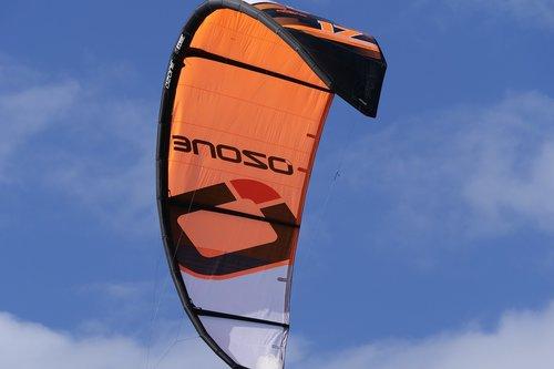 sky  kite  kite surf