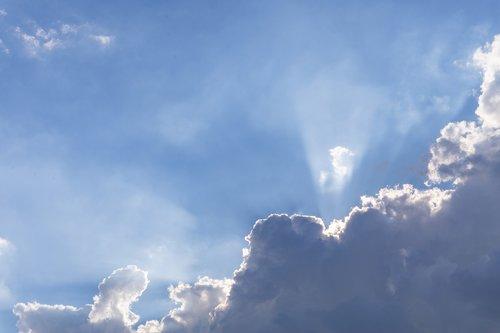 sky  cloud  fair