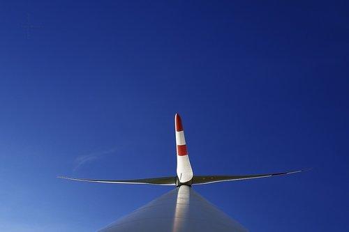 sky  blue  pinwheel