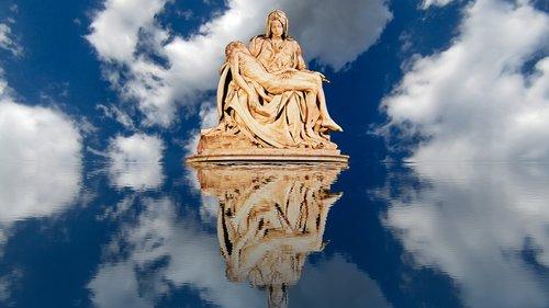 sky  statue  sculpture