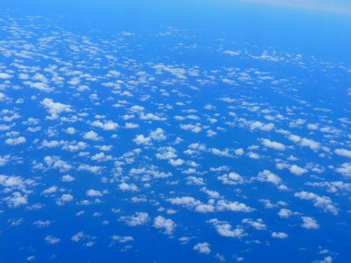 sky clouds space