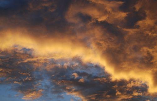 sky clouds cloudscape