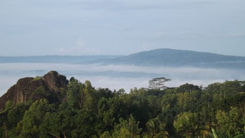 sky nature landscape