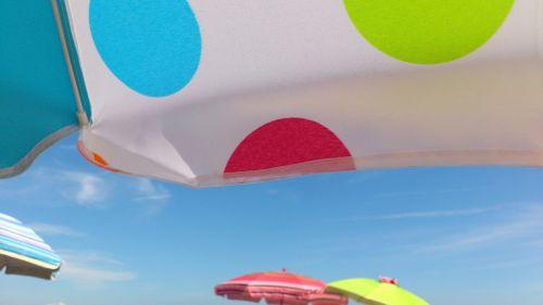 sky parasol summer