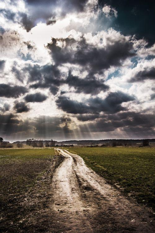 dangus,debesys,purvo kelias,kelias,kelias,laukas,gamta,aplinka,cloudscape,oras,purus,šviesus