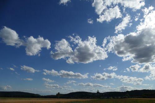 sky clouds nabburg