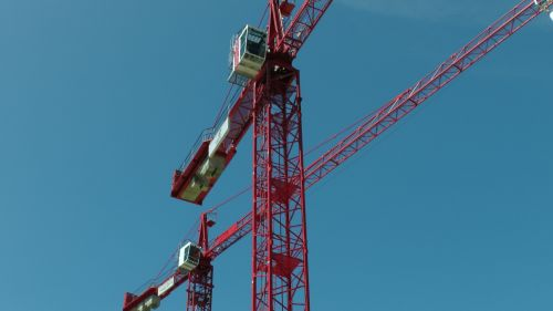 Sky High Cranes