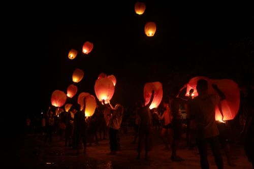 sky lantern lantern the nomad nation