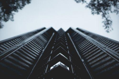 sky scraper highrise building