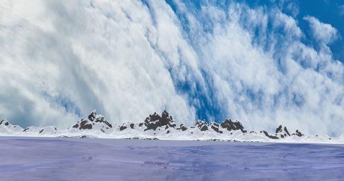 sky wallpaper mountain wallpaper ice mountain wallpaper