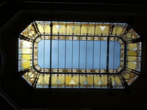 skylight centro cultural banco do brasil são paulo