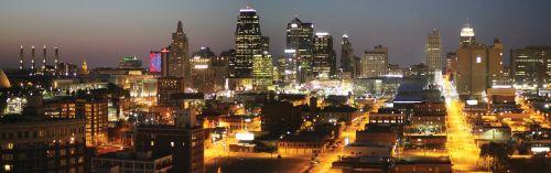 skyline kansas city downtown