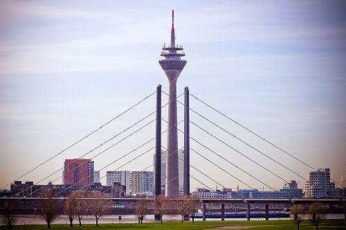 skyline architecture city view