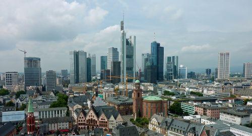 skyline frankfurt ffm