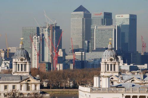 panorama,pastatai,architektūra,dangoraižiai,miesto panorama,miestas,dangus,panorama,Greenwich,Didžioji Britanija