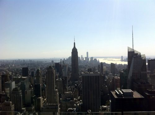 skyline america new york