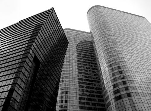 skyscapers buildings corporate