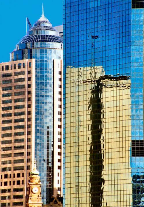skyscraper sydney australia city