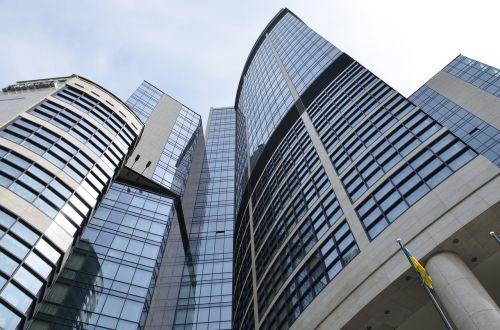 skyscraper hilton kiev