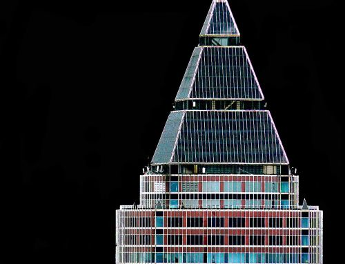 skyscraper facade architecture