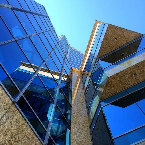 skyscraper building architecture