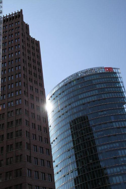 skyscraper architecture modern