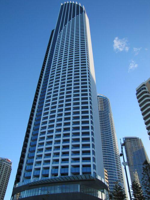 skyscraper architecture high