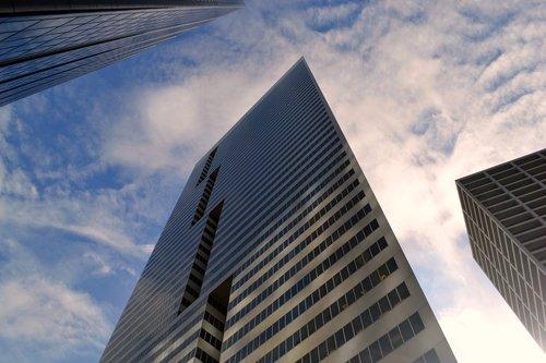 skyscraper  architecture  sky