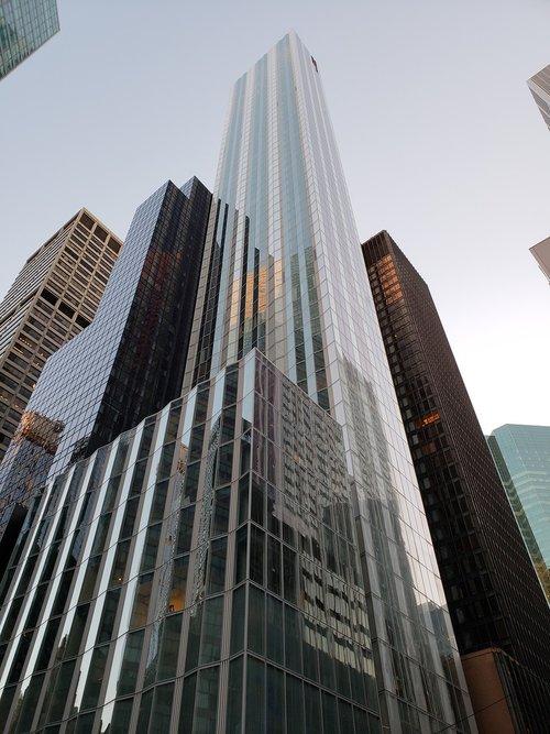 skyscraper  offices  sale