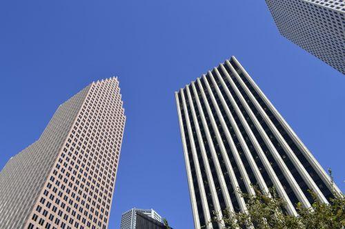 skyscrapers houston texas